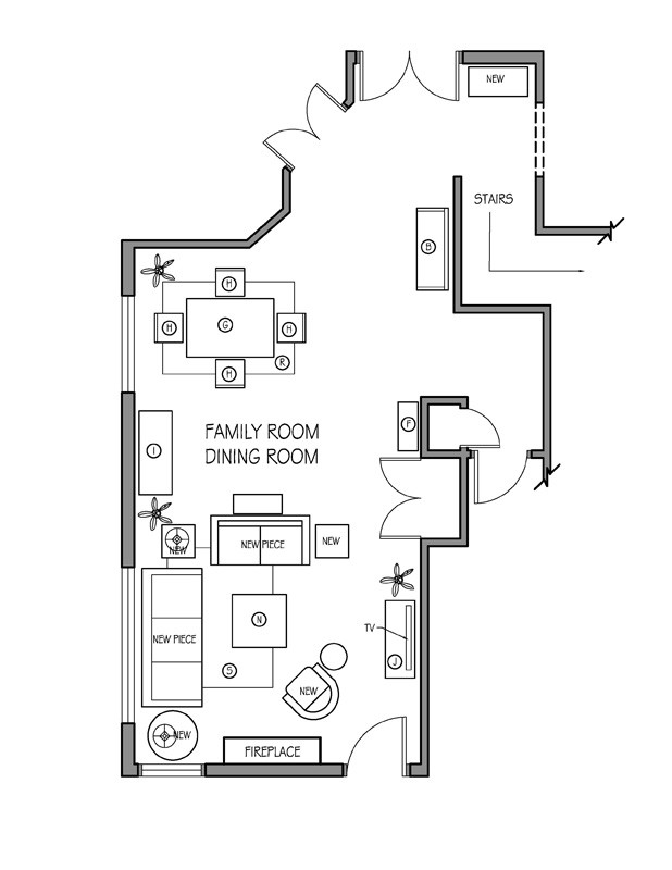 townhouse-living-room-furniture-space-plan