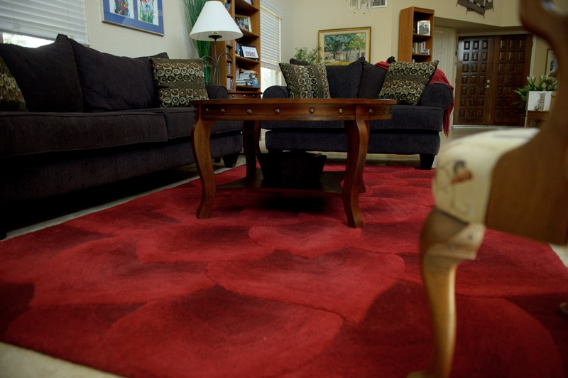 townhouse-living-room-update-gorgeous-red-area-rug