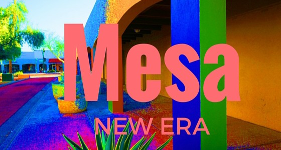 It's New Era for Downtown Mesa
