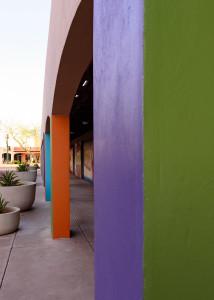 mesa colonnades