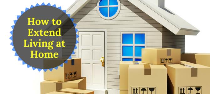 How Door Handles Extend Living At Home