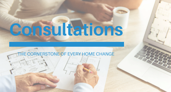 Consultations – The Cornerstone of Every Home Change