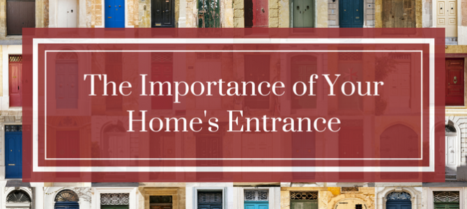HOME SAFETY – The Importance of Your Home's Entrance…