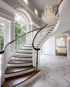 interior steps