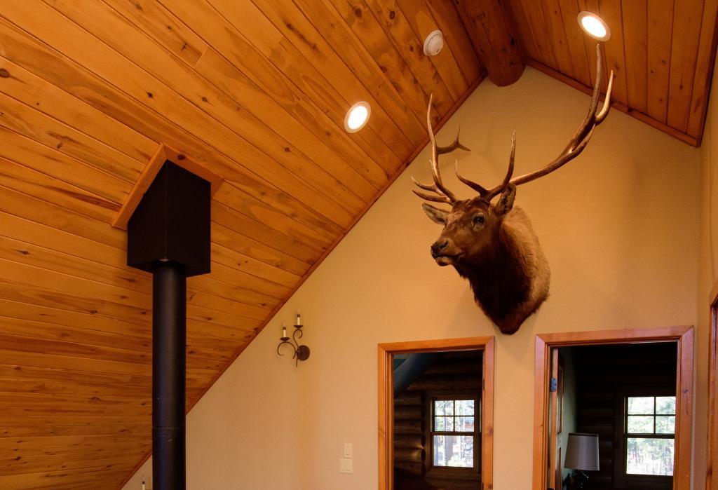 Custom Log Home 5