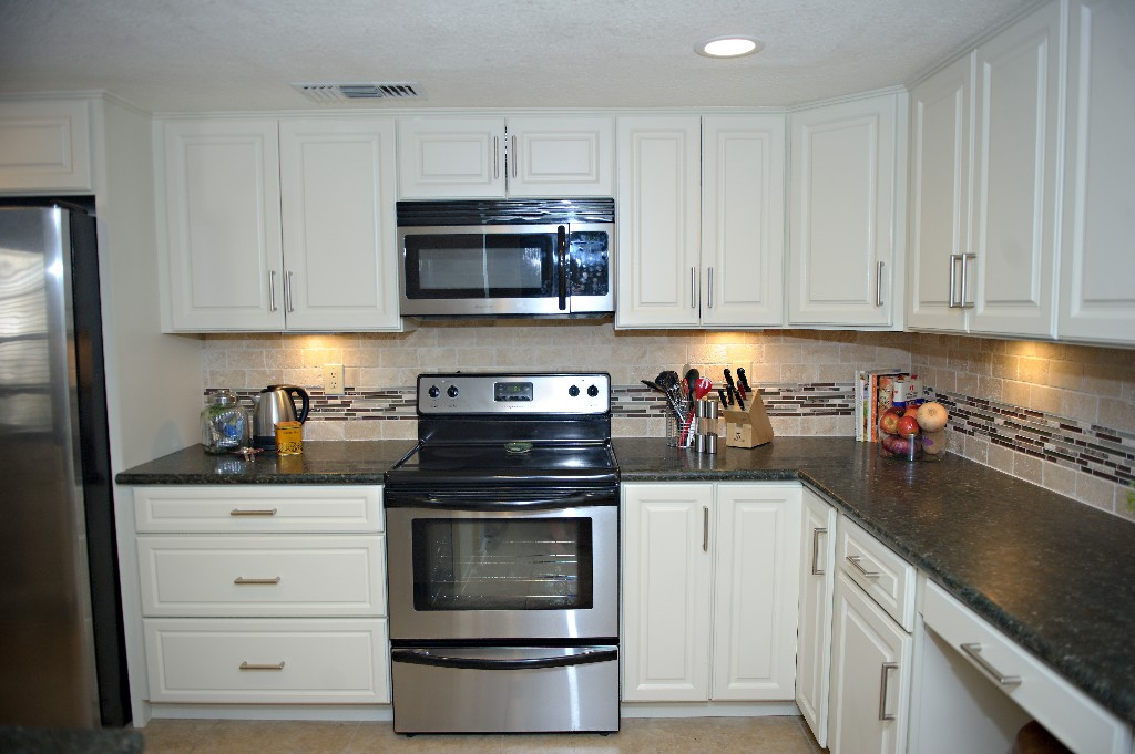 Townhouse Kitchen Remodels