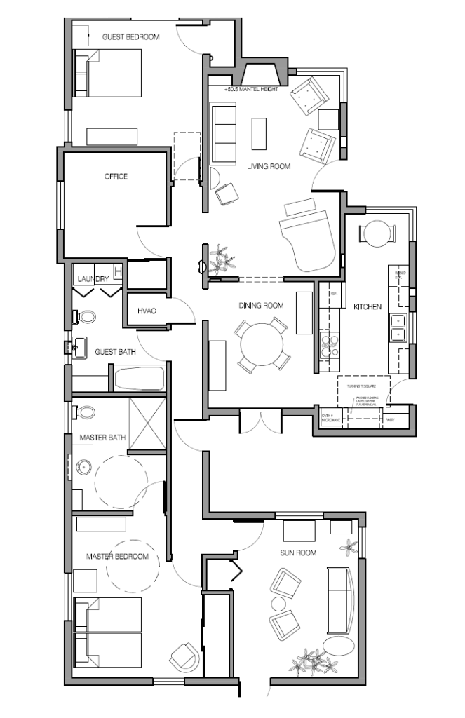 Redesign Floor Plan